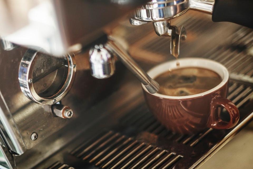 Espressomachine kopen