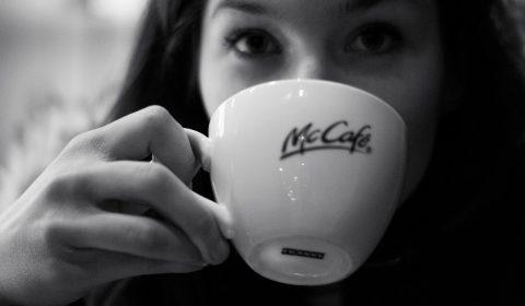 mcdonalds koffie