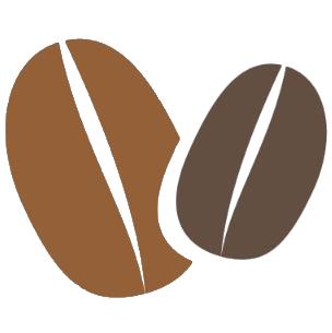 Koffie met iets lekkers logo