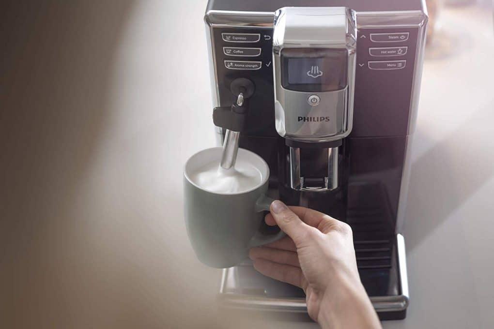 Amazon espressomachine