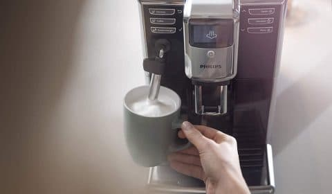 Amazon espressomachine